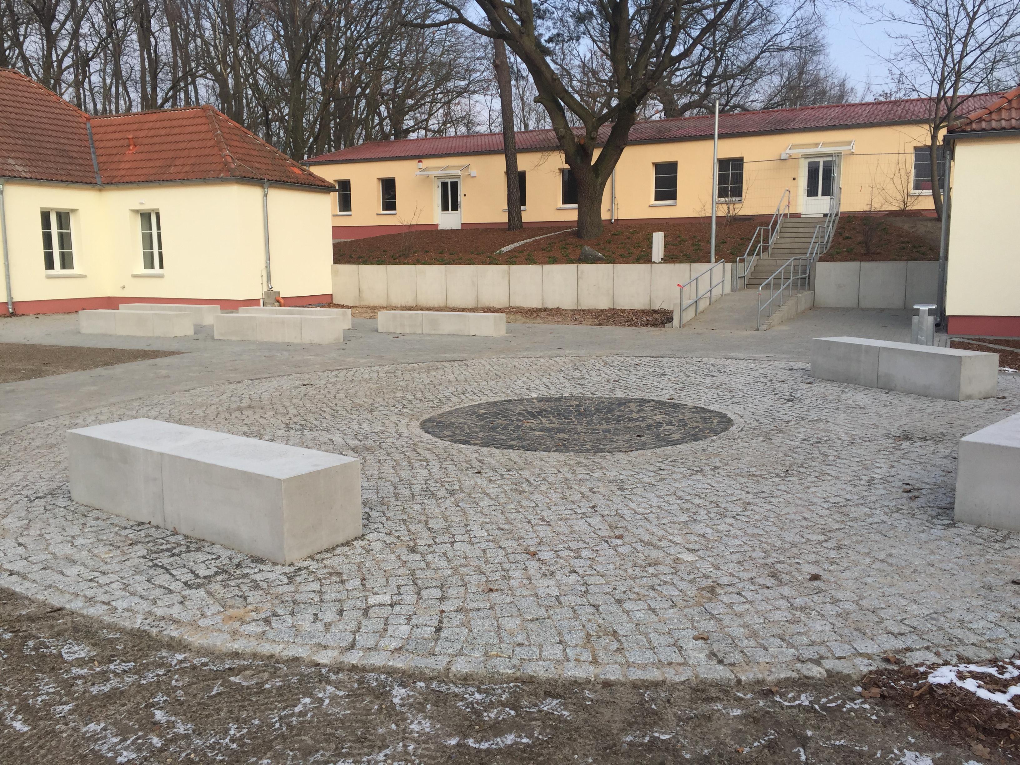 Gemeinschaftszentrum JFZ Konradsberg, 2018/2019